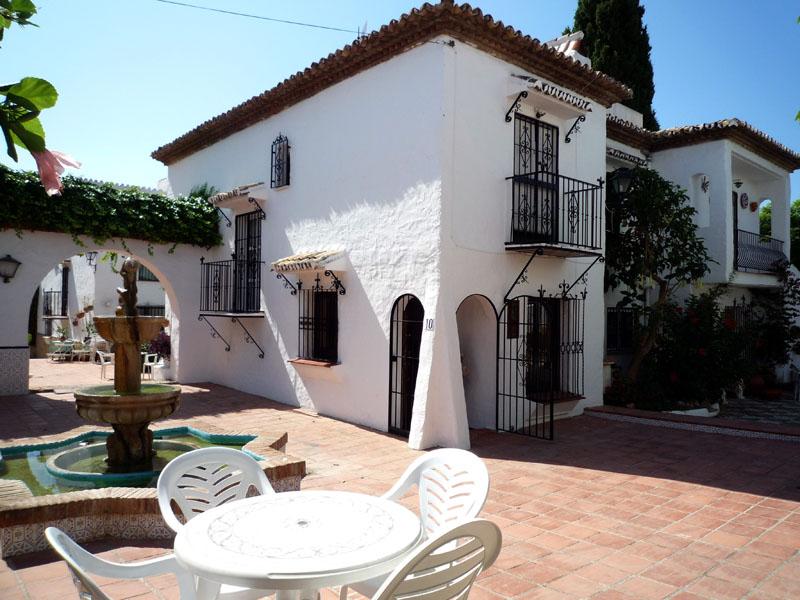 Haus pueblo andaluz spanischschule in spanien - Casas de pueblo reformadas ...