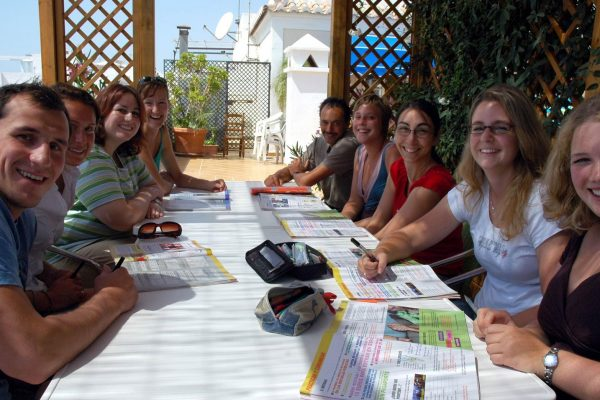 Intensive Courses in Spain for juniors