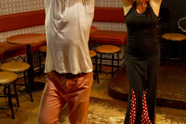 Learn spanish with flamenco classes
