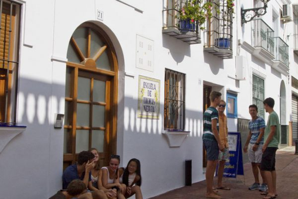 Spanish courses in Spain for Juniors