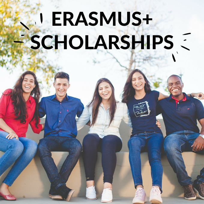 Erasmus+ Scholarships