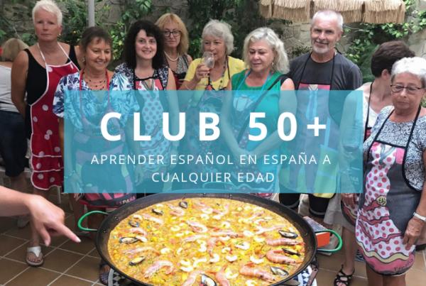 Aprende español en España a cualquier edad