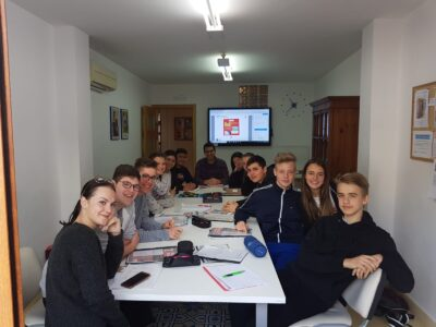 Study abroad during summertime at Escuela de Idiomas Nerja