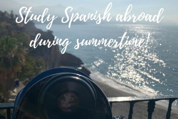 Study Spanish abroad during summertime