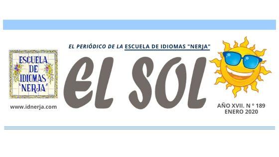 EL SOL - AÑO XVII. N º 189 ENERO 2020