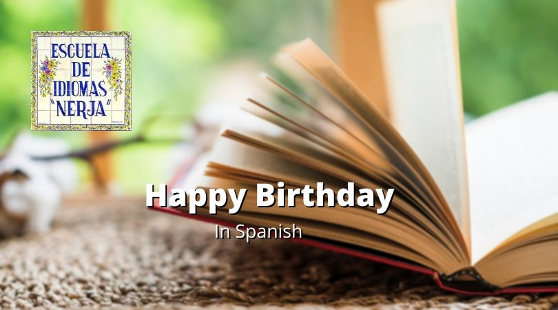 How do you say happy birthday in spanish